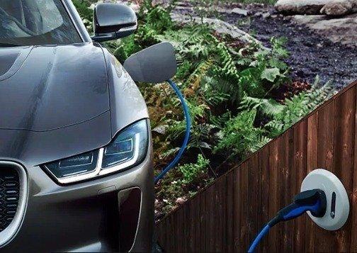Jaguar EV Land Rover EV Electric Car News